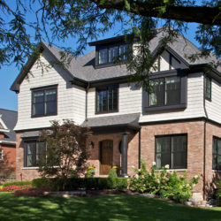 traditional brick house inspiration