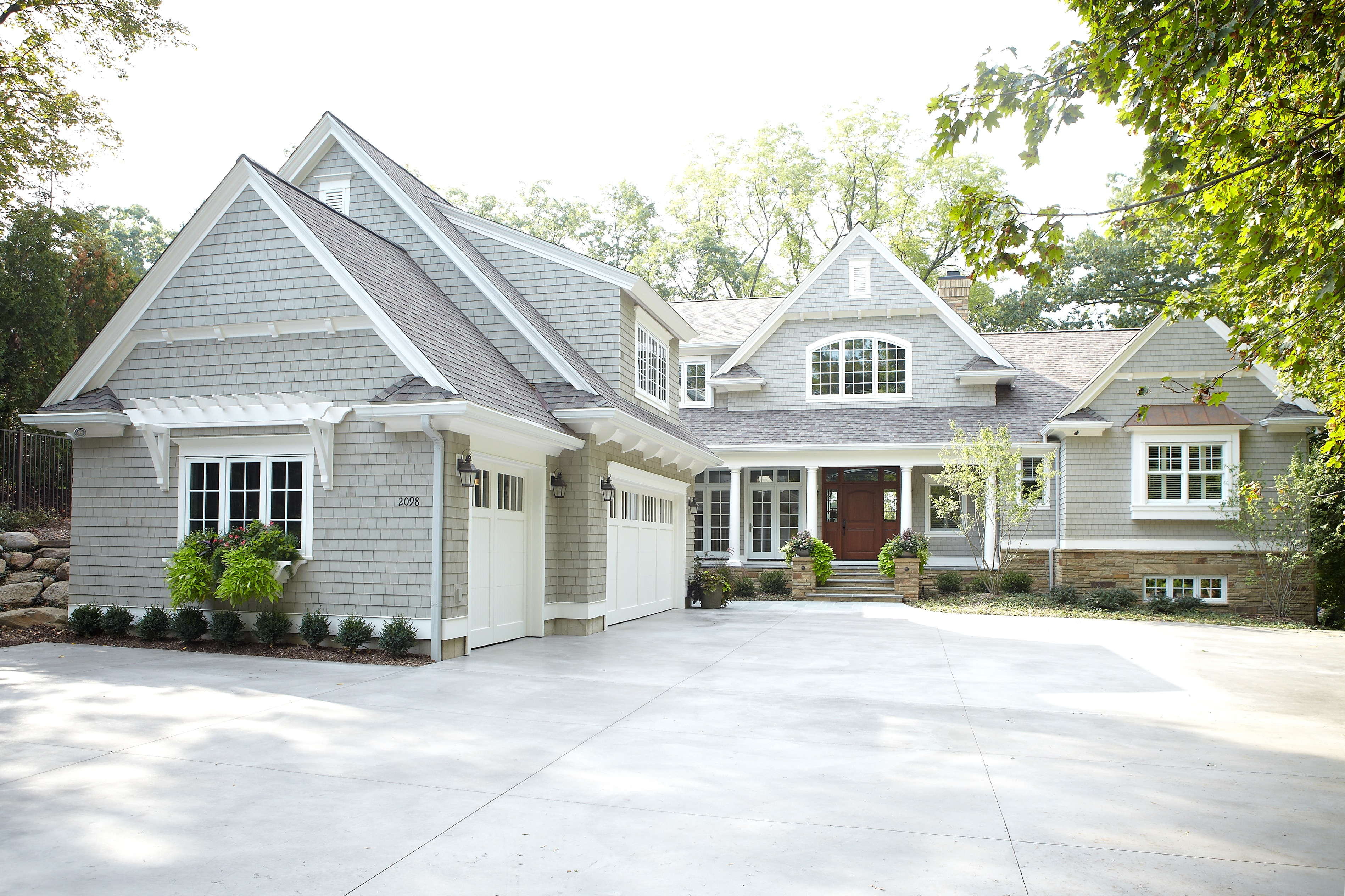 East Coast Inspired Home | Sears Architects